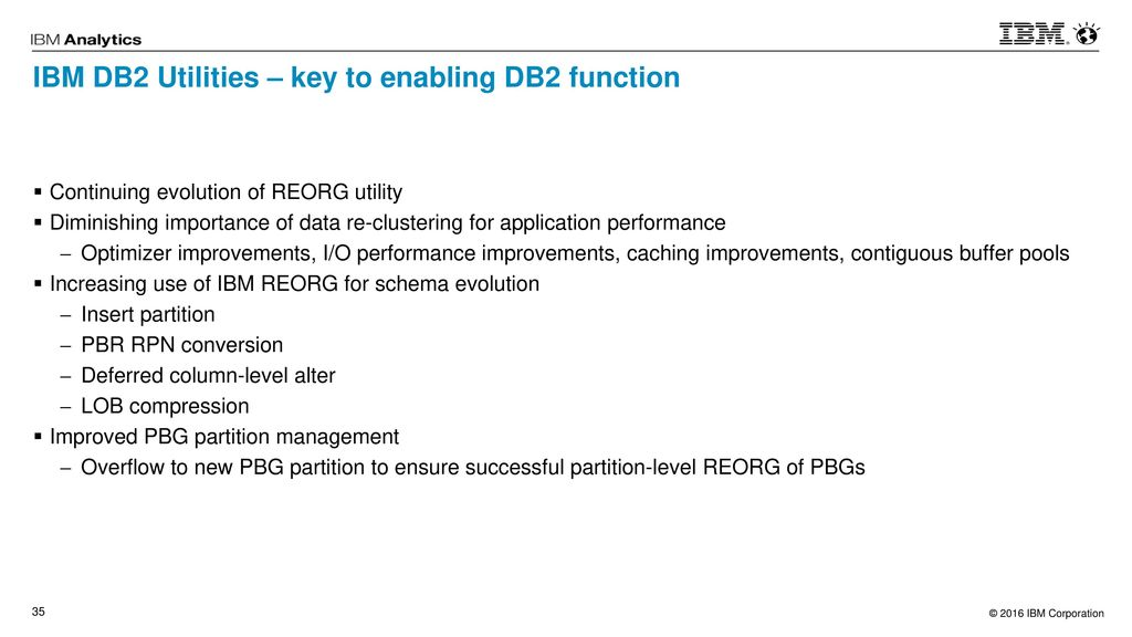 DB2 12 is HERE! The No1 Enterprise Database gets even Better
