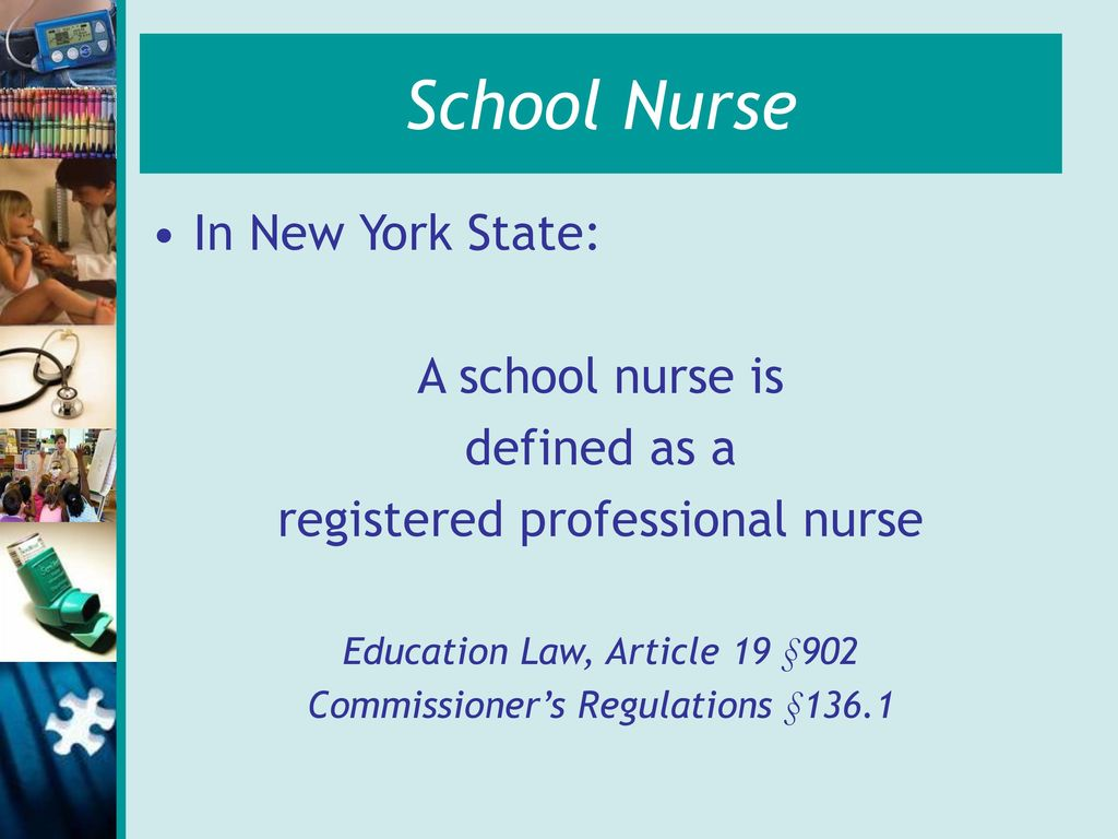 The Value Of A School Nurse Ppt Download