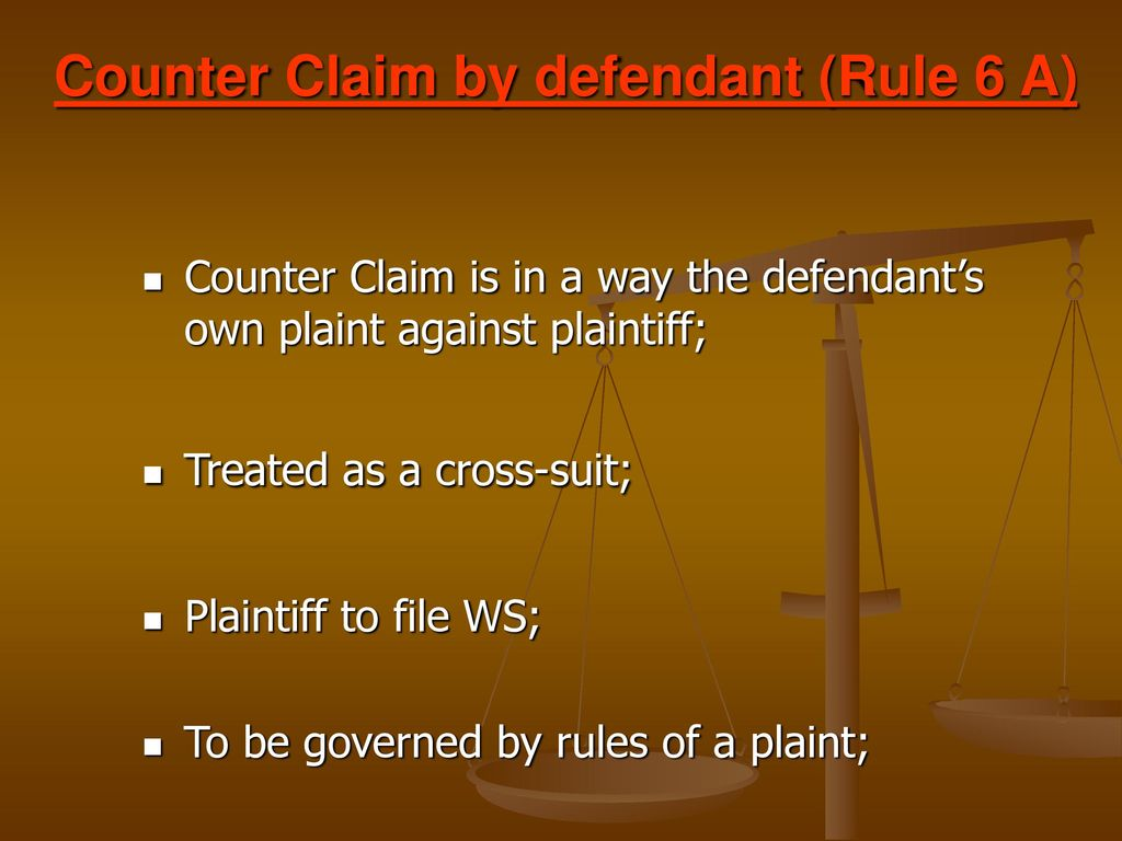 order 6 rule 17 cpc judgments