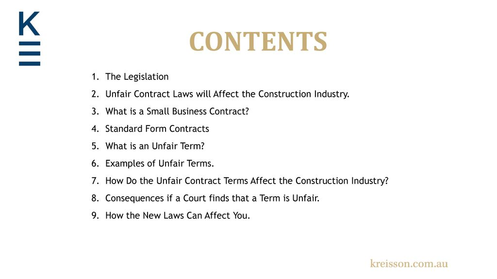 forms of contracts in construction industry