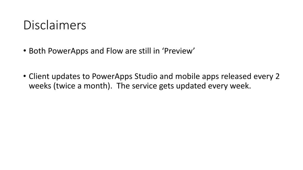 Microsoft PowerApps & Flow - ppt download