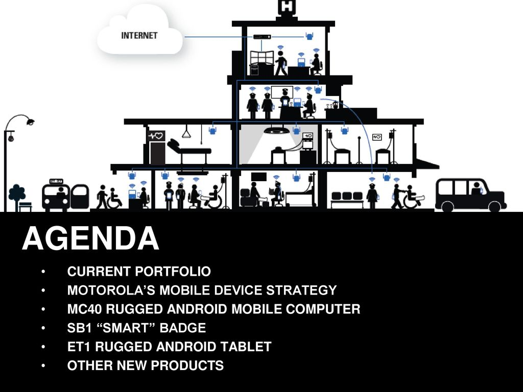 MOBILE DEVICES: HEALTHCARE IN HARMONY Motorola Solutions APRIL ppt
