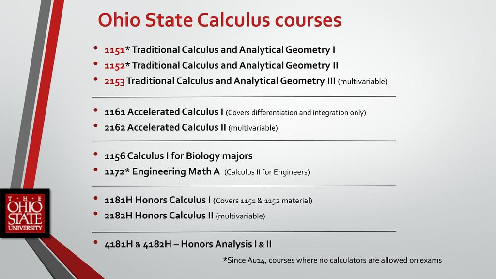 Advising Students for College Math Success: Recommendations Based on