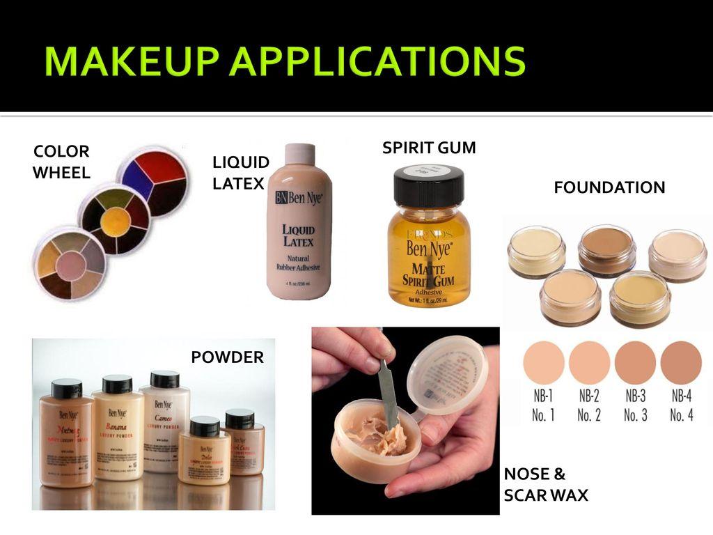 Technical Theatre Makeup Design Ppt Download
