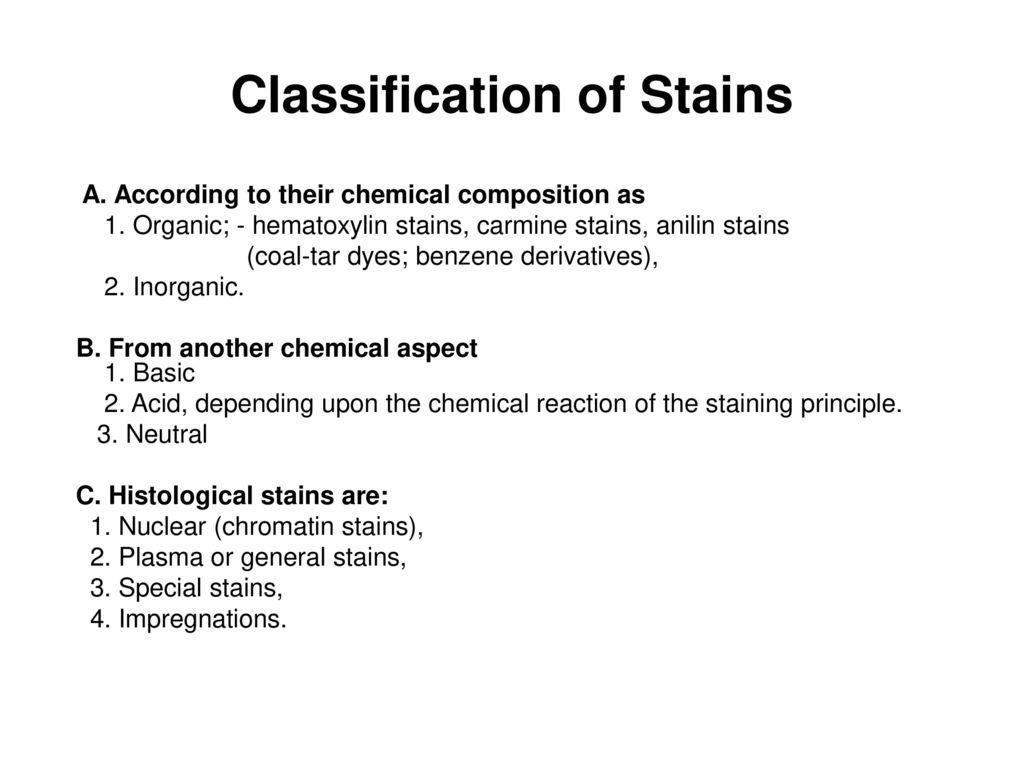 Staining histology / cytology histology & microscopy life.