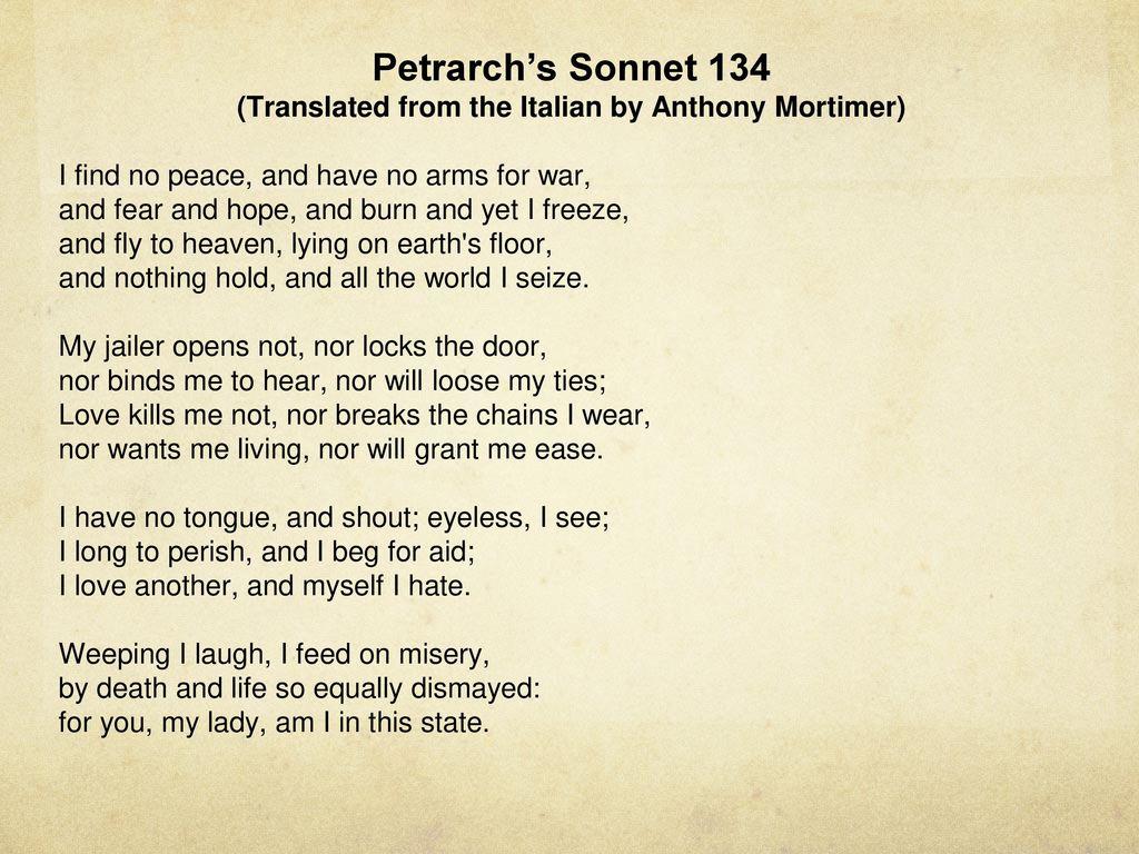 i find no peace sir thomas wyatt