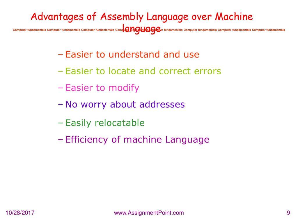 Computer Language - ppt video online download