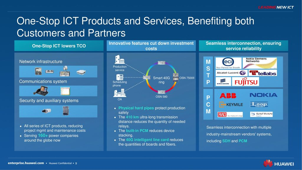 Huawei One-Stop ICT Solutions Drive Better Connected Smart