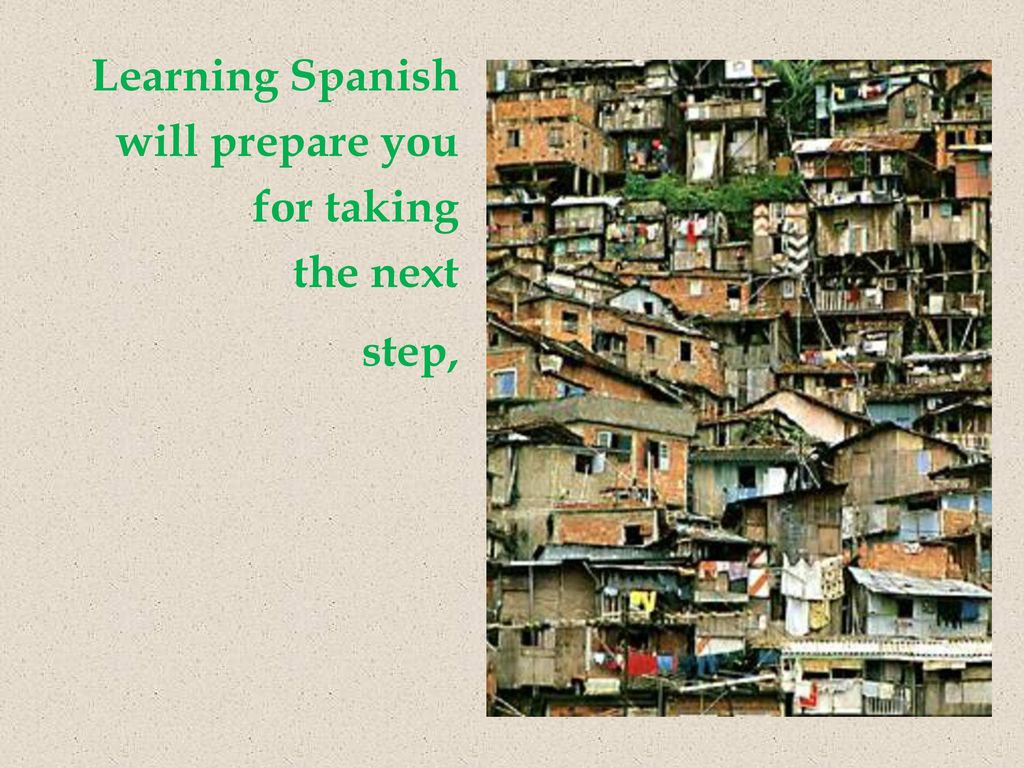 Why learn Spanish?  - ppt download