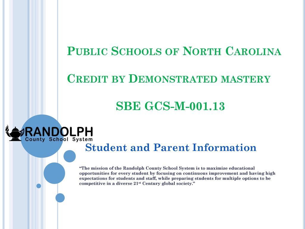 Student and Parent Information - ppt download