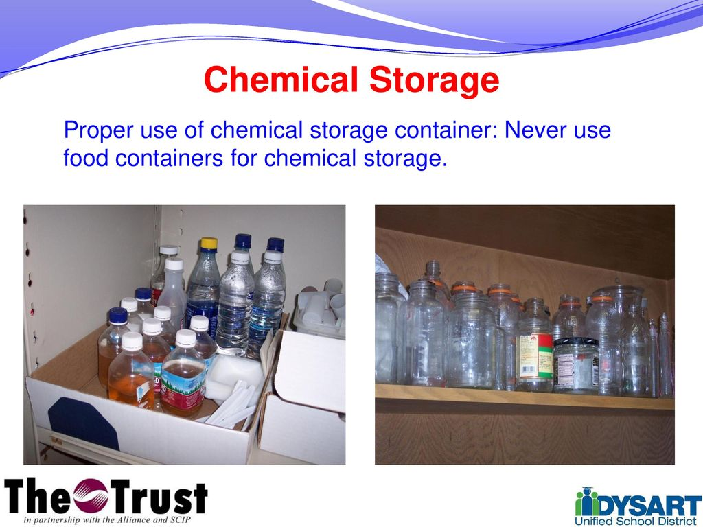 CHEMICAL STORAGE FOR SCHOOL CHEMISTRY LABS ppt download