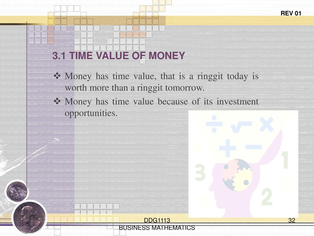 DDG 1113 Business Mathematics - ppt download