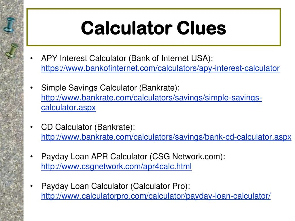 Lovely Interest Calculator Bankrate