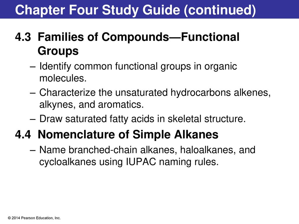 chapter 4 introduction to organic compounds ppt download rh slideplayer com Saturated Hydrocarbon Examples Amine Group