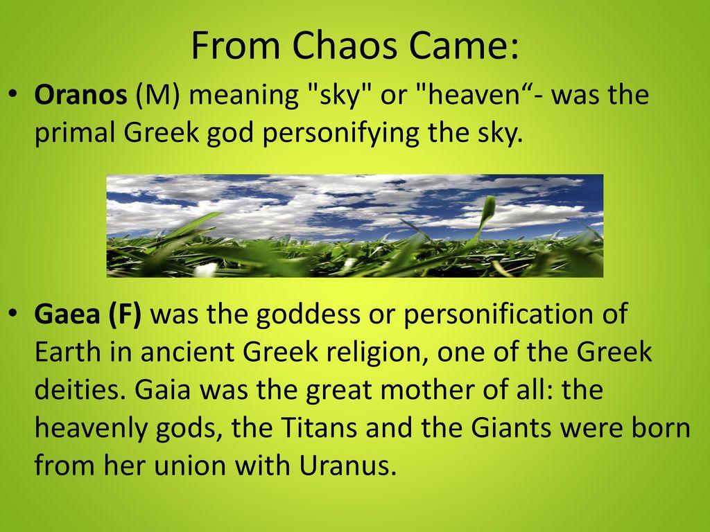 Mythology Family Tree Ppt Download