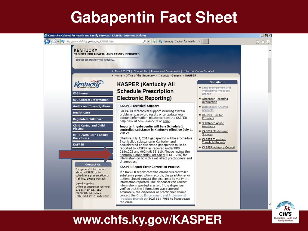 Prescription Electronic Reporting System (KASPER) - ppt video online
