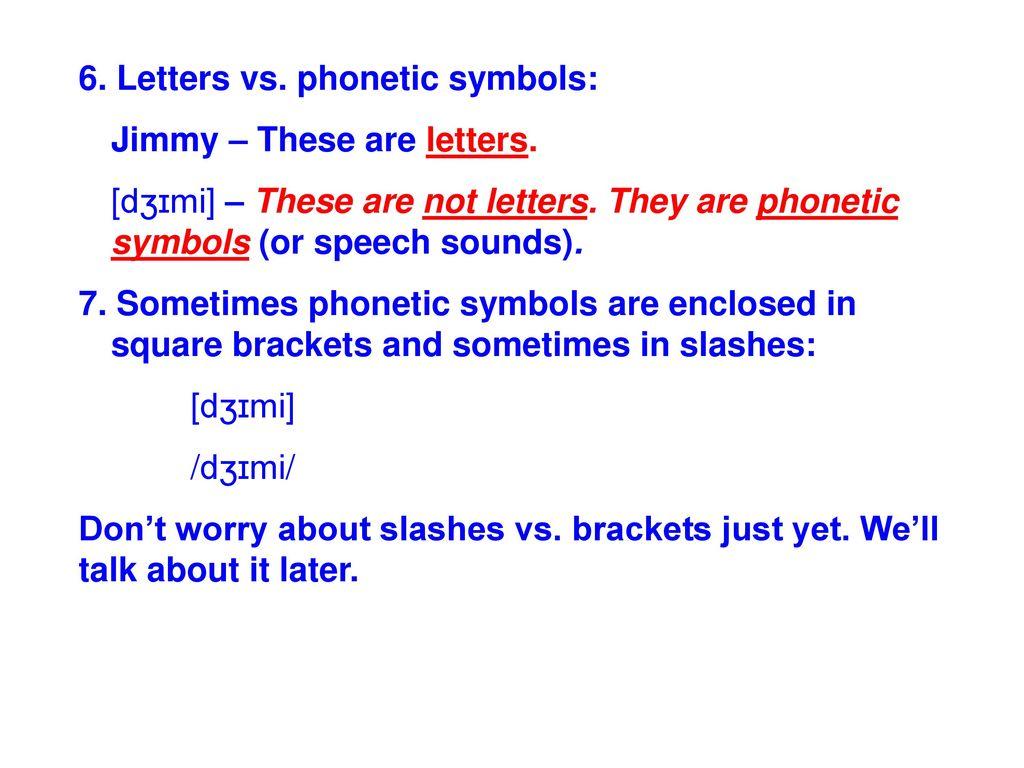 Vowel Symbols I Beed Small I Bid Cap I Or Small Cap I Ppt