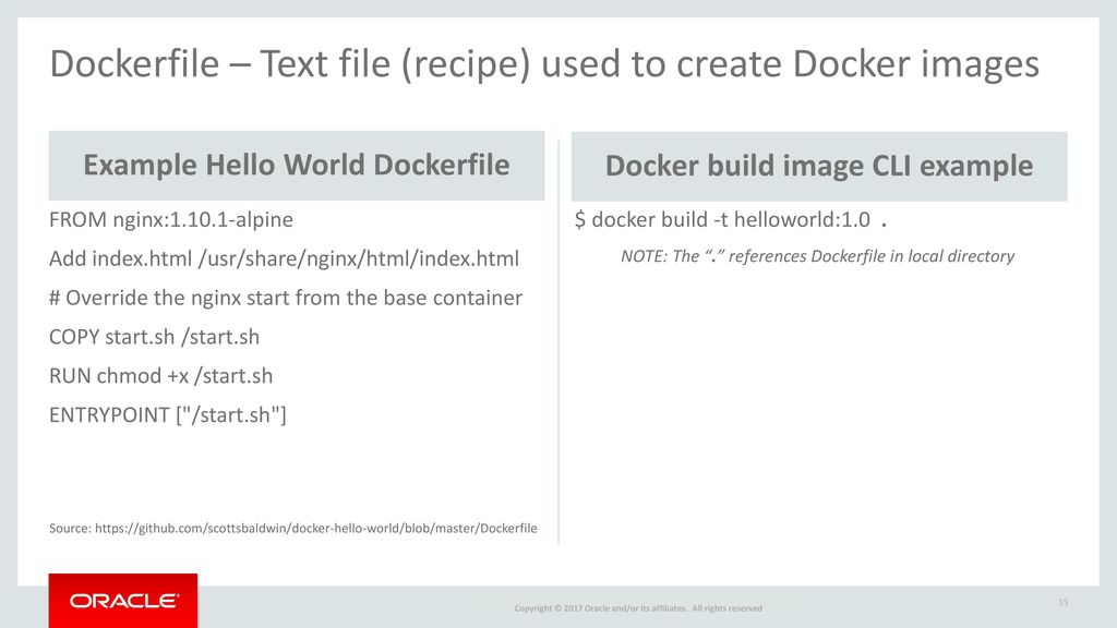 Intro to Docker Containers - ppt video online download