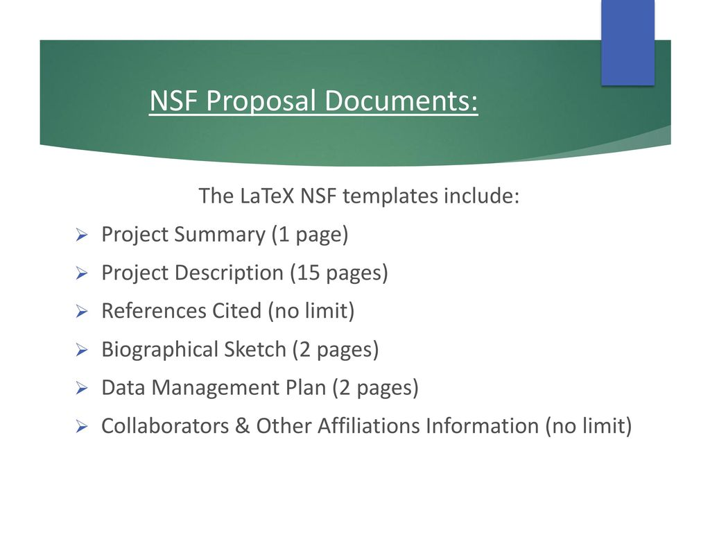 Math Department Proposal Guidance Ppt Download