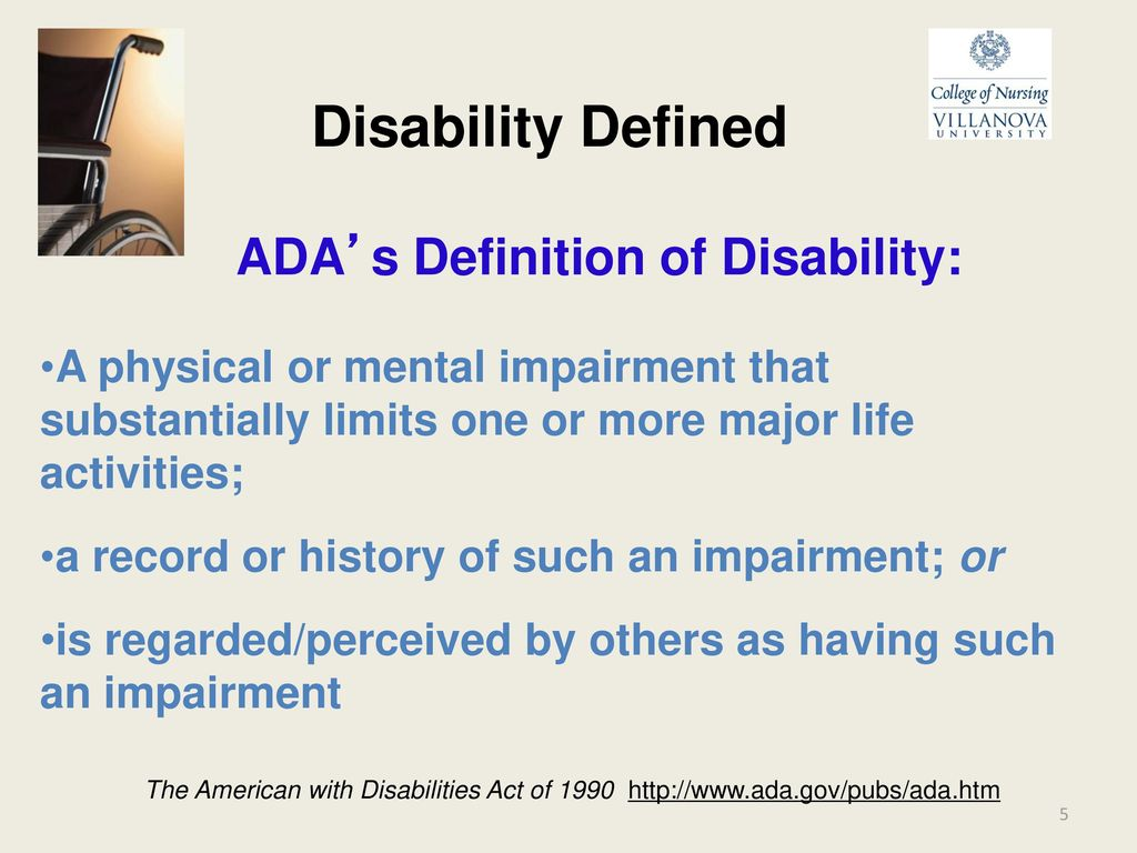 why disability matters - ppt download