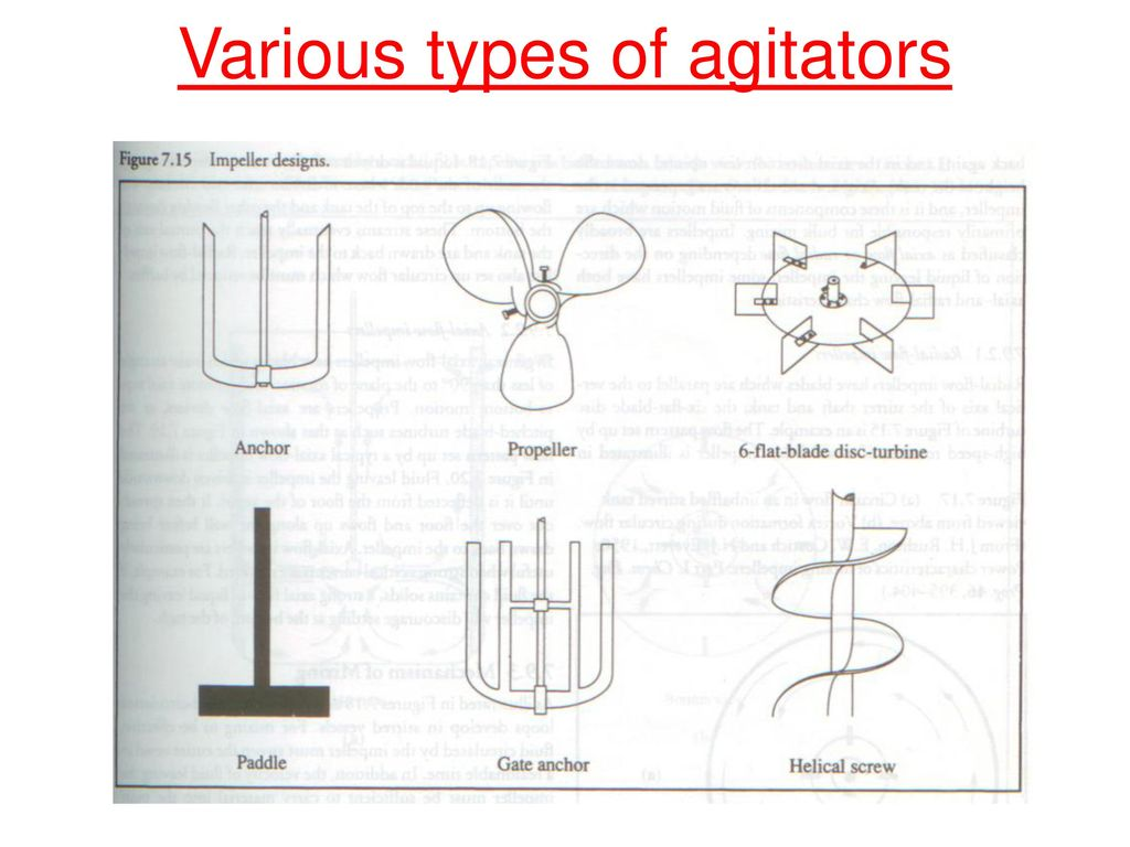 Agitation & Mixing of fluids - ppt download