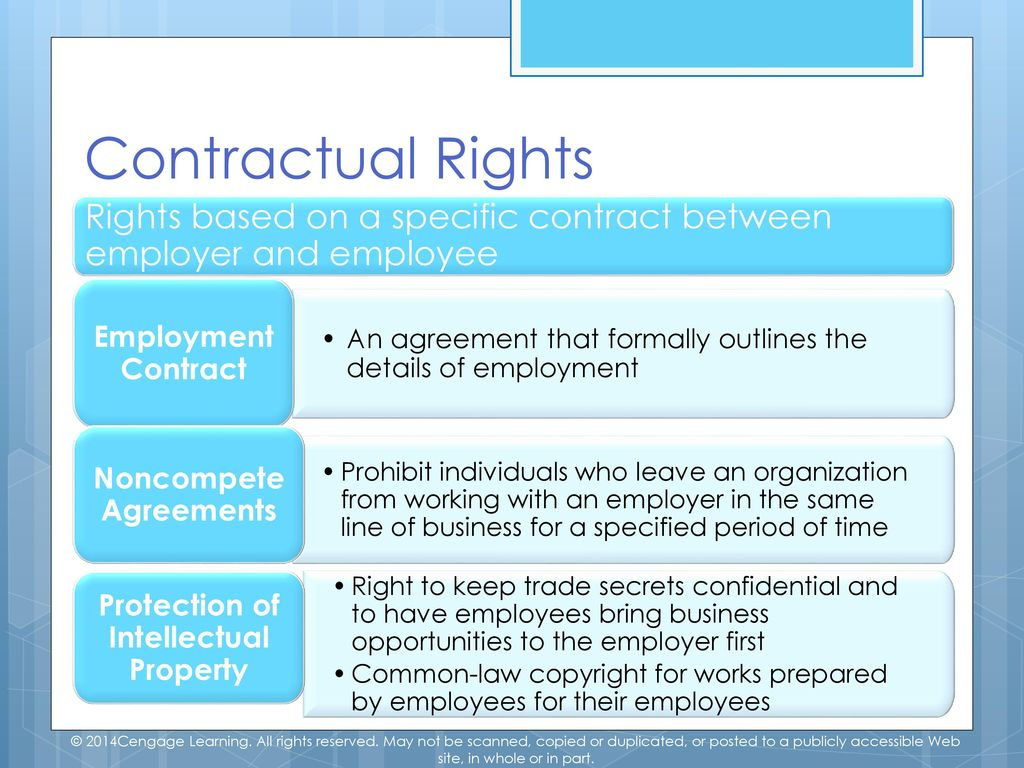 understanding employment responsibility and rights Finally, it explains that it is my, as the employer, responsibility to ensure that i am familiar with and abide by the terms and conditions of the organisation during my employment.