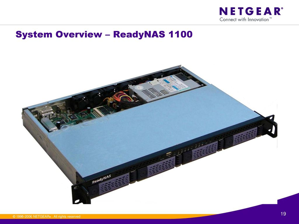 readynas l2 training session 3 technical section ppt download rh slideplayer com Netgear ReadyNAS 2120 netgear readynas 1100 firmware update