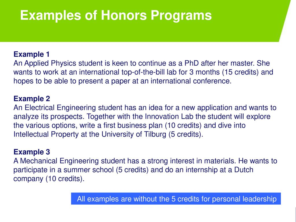 Introduction To Msc Program In Operations Management Logistics An Electrical Business Plan Examples Of Honors Programs