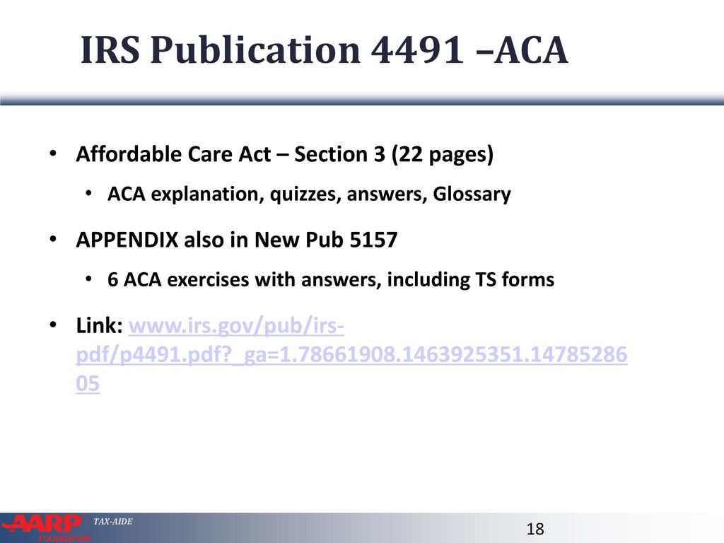 irs 4491 Nov Albany Training Class - ppt download