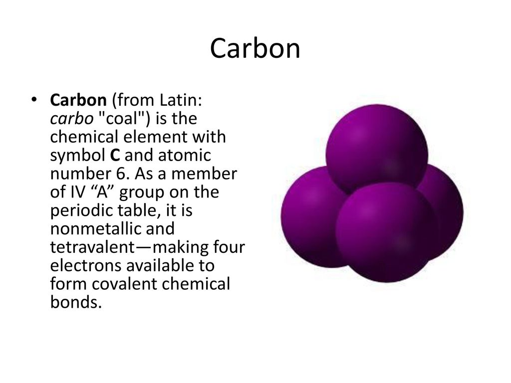 Nanotechnology allotropes of carbon ppt download 6 carbon urtaz Gallery