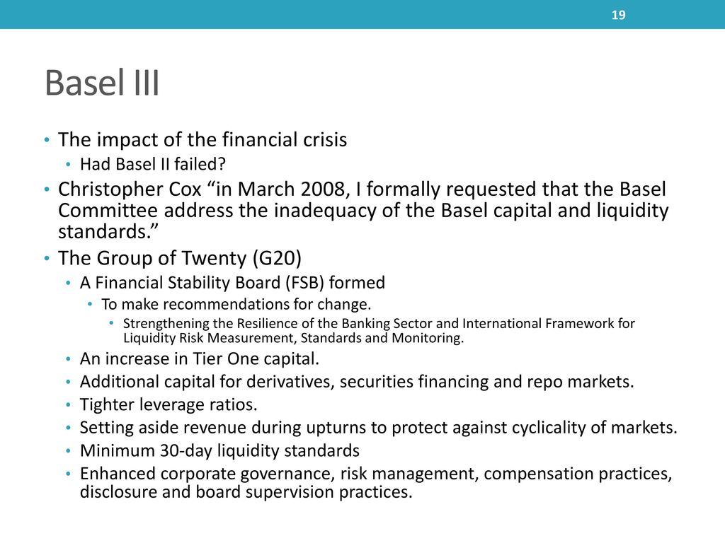 impact of the credit crisis on financial market liquidity The financial crisis spread to the credit markets and eventually managed to affect the financial markets (buckley 102) the structure of investments banks is made to enable people to borrow money they create liquidity in the market.