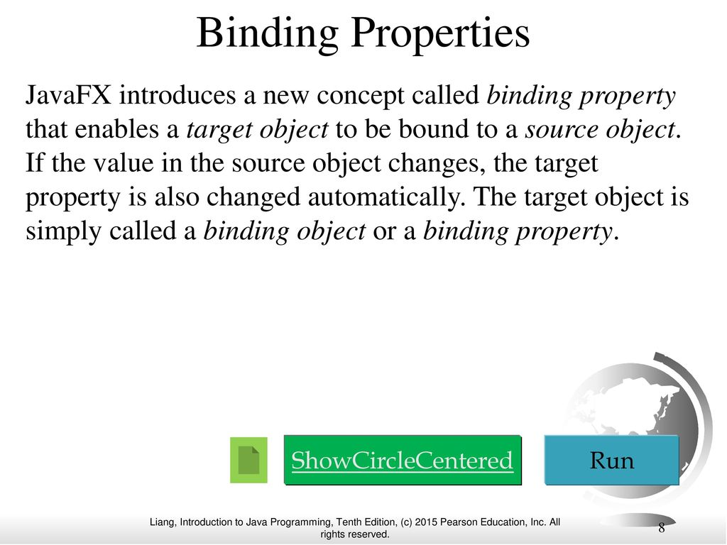 Chapter 14 JavaFX Basics  - ppt video online download