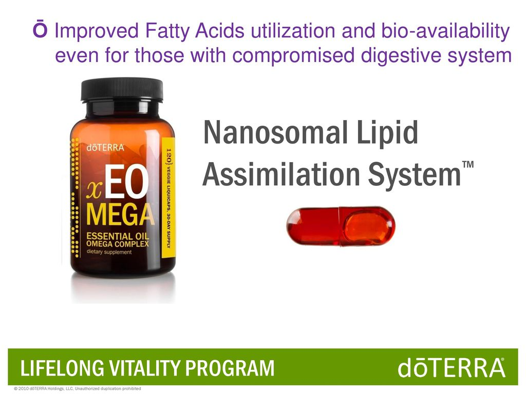 Lifelong Vitality With Dōterra Ppt Download