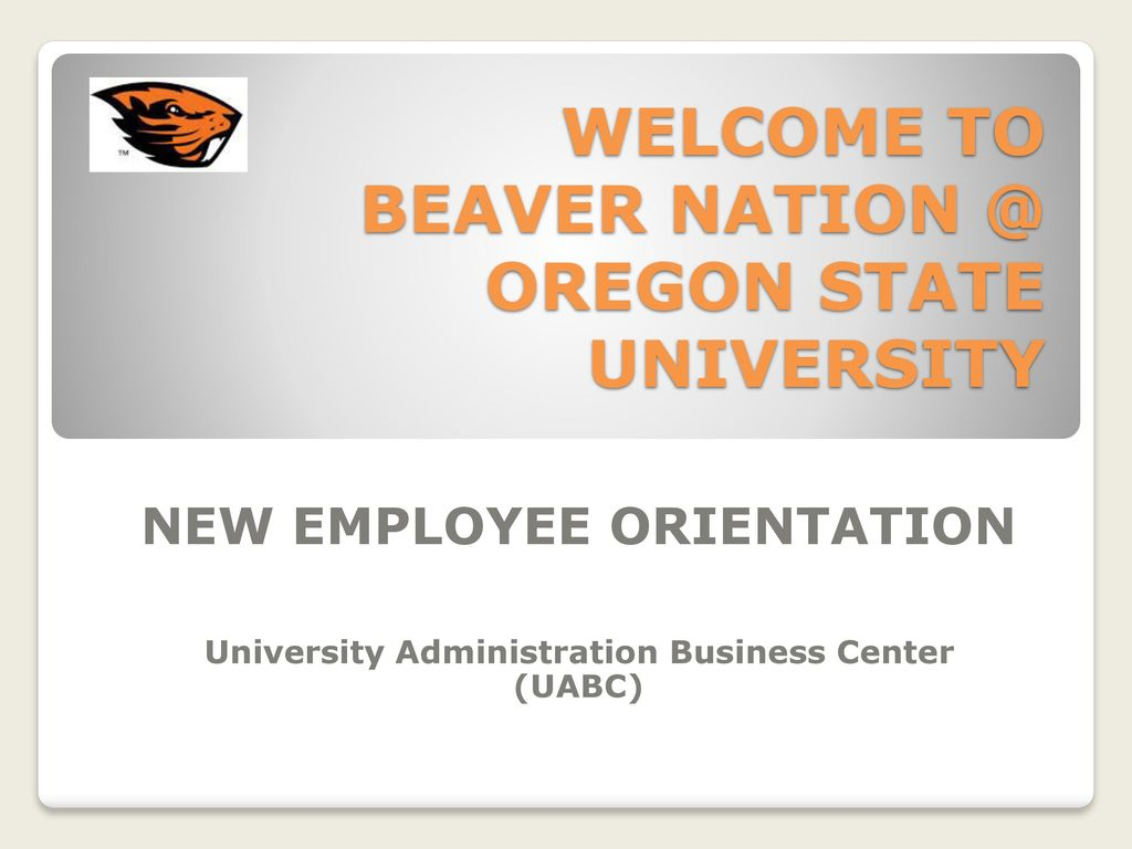 Welcome to beaver oregon state university ppt download 1 welcome fandeluxe Image collections