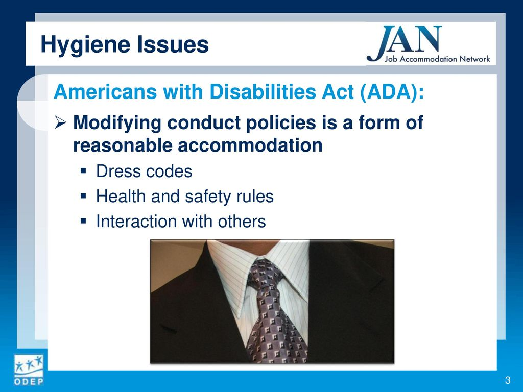 Dealing with Hygiene Issues in the Workplace - ppt download