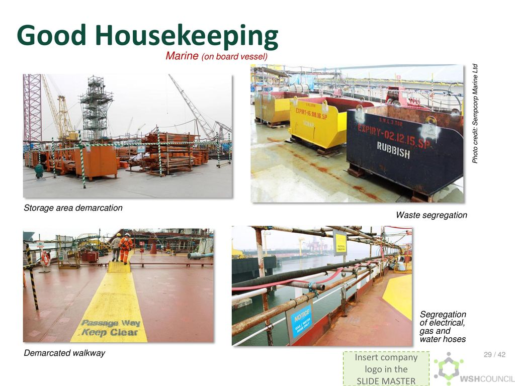 29 Good Housekeeping ...  sc 1 st  SlidePlayer & Training slides on Workplace Housekeeping - ppt download