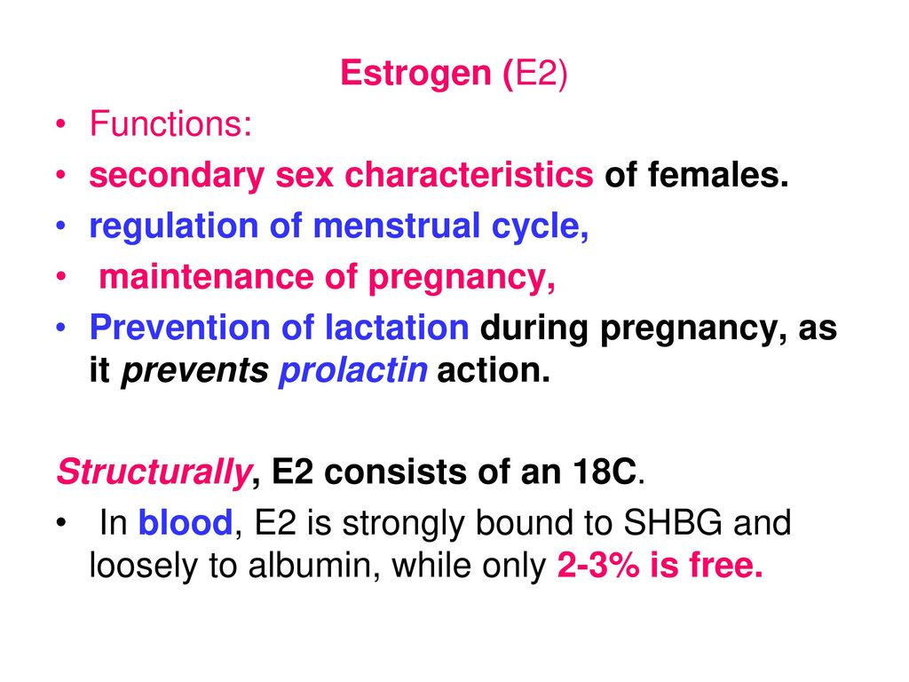 The genetical analysis of a sex