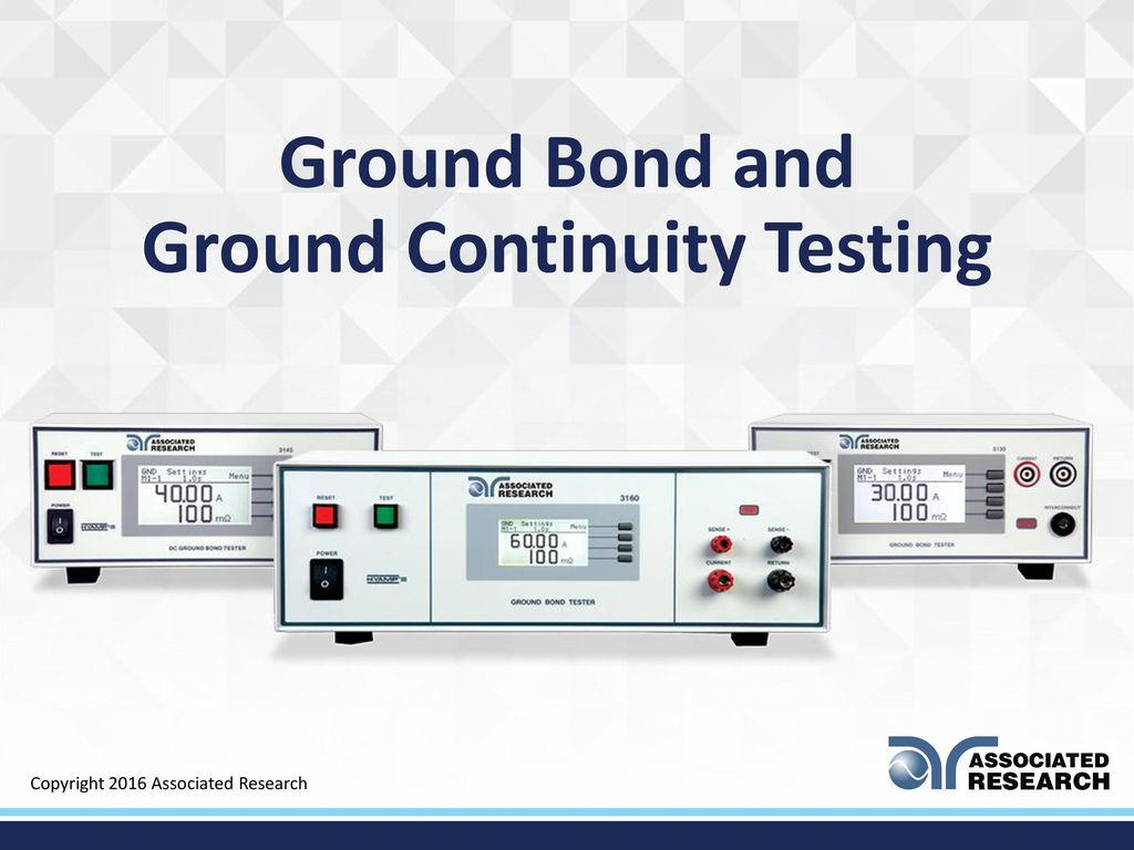 Ground Bond And Continuity Testing Ppt Download Continuitytestercircuitprojectjpg Presentation On Theme Transcript 1