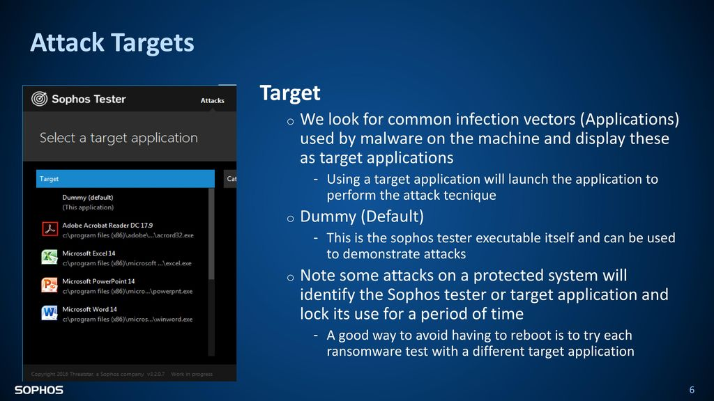 Intercept X Early Access Program Sophos Tester - ppt download