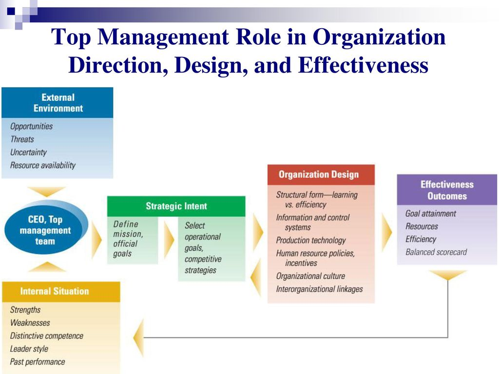 Strategy Organization Design And Structure Ppt Download