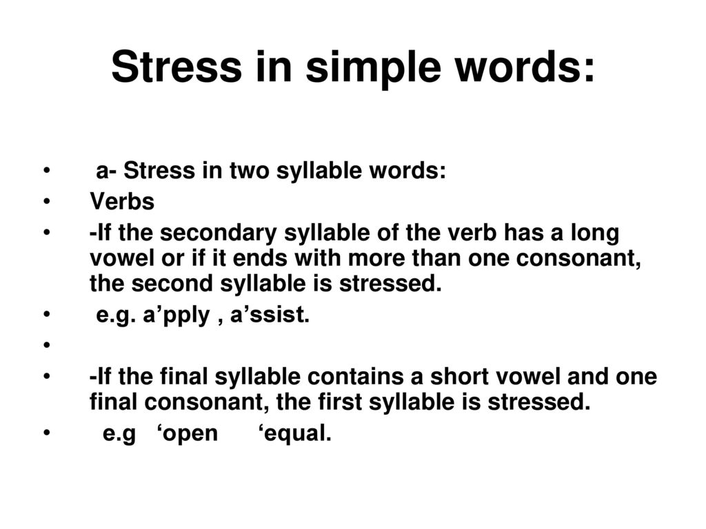 How to put the stress in the word marketing correctly Marketing: which syllable is stressed