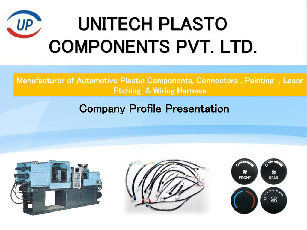 Company Profile Presentation Ppt Download Wiring Harness Machines India 1