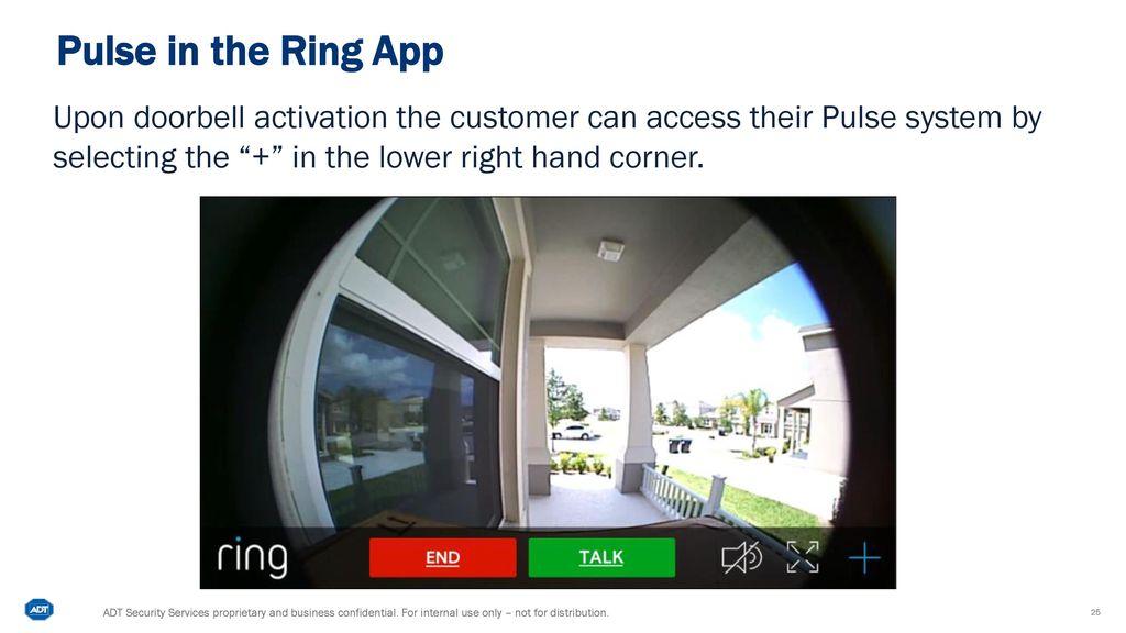 Ring Doorbell Access