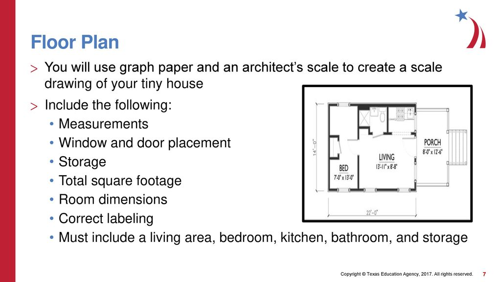 Tiny Houses: Living Large in a Small Space Project  - ppt