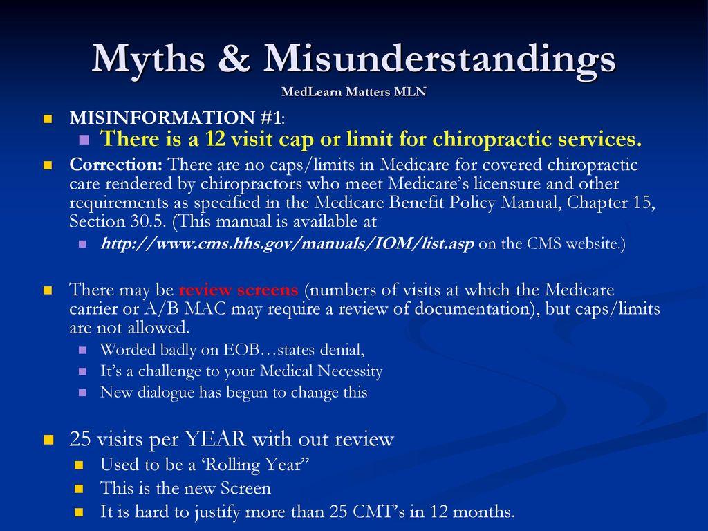 22 Myths ...