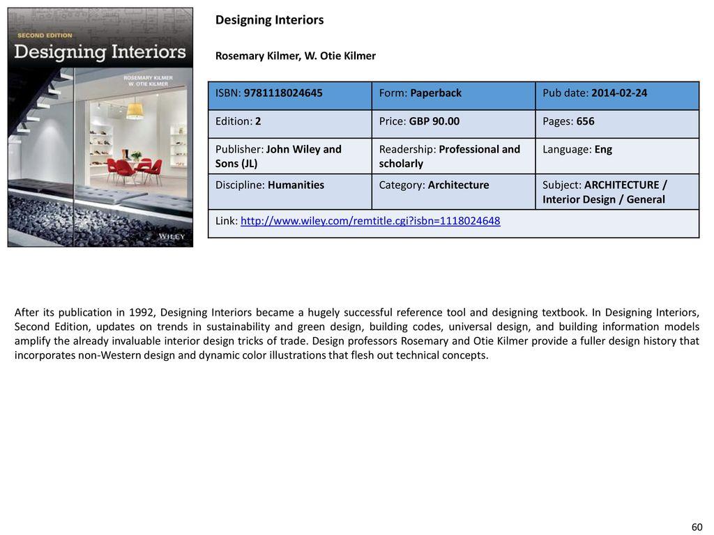 designing interiors rosemary kilmer pdf free