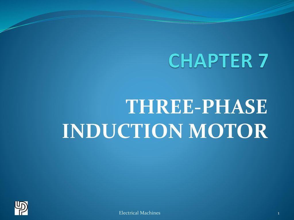 THREE-PHASE INDUCTION MOTOR - ppt download