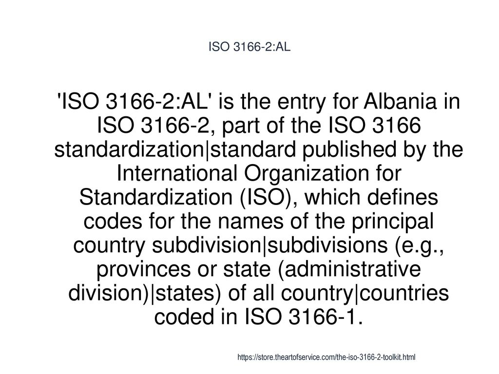 ISO ppt download
