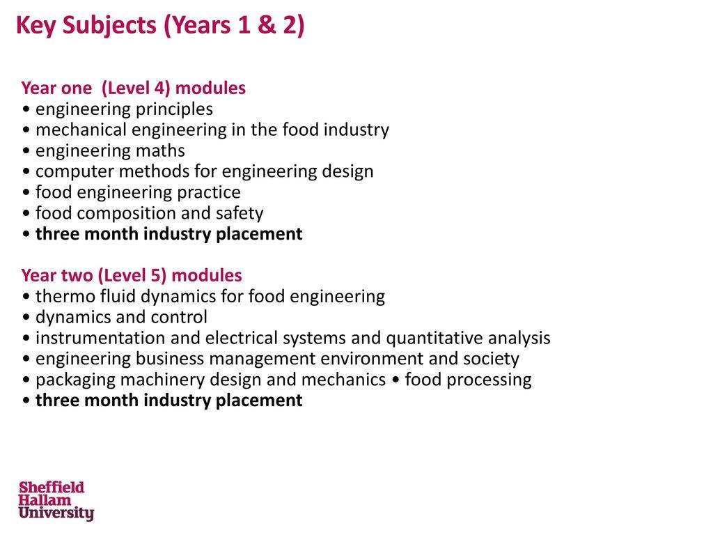 Engineering Behind Food - ppt video online download