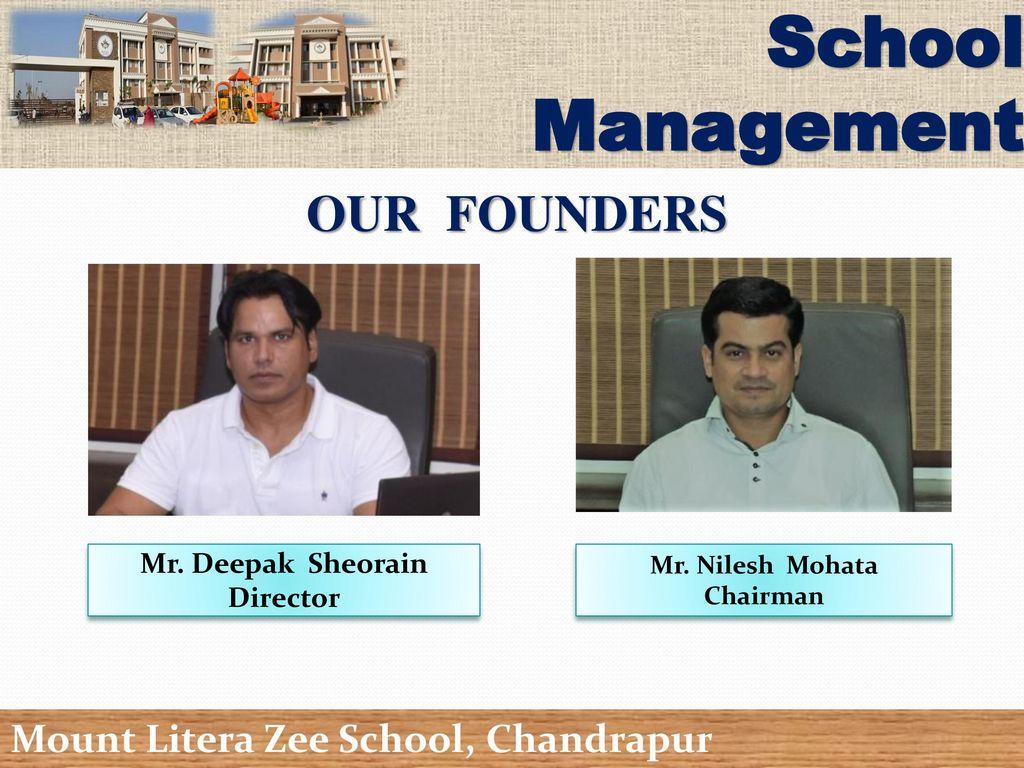 Mount Litera Zee School Chandrapur Ppt Video Online Download